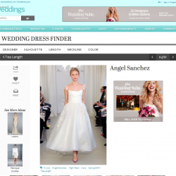 Martha stewart wedding dress finder hw design wedding dress finder just prior to formally launching hw jason was contacted by the super star web consulting company lullabot about lending some junglespirit Gallery